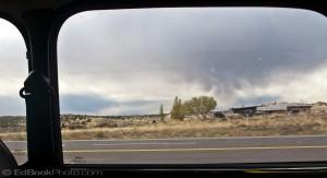 Rural New Mexico at 70 mph