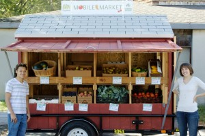 City Seed Mobile Farmers' Market - New Haven, Conn.